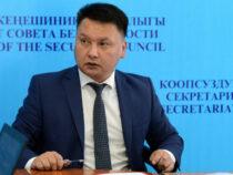 Дамир Сагынбаев освобожден от должности секретаря Совбеза