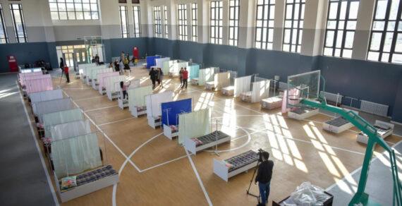 В Бишкеке разворачивают дневные стационары
