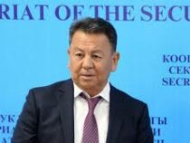 Омурбек Суваналиев освобожден от должности замсекретаря Совбеза