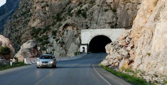 На трассе Бишкек – Ош временно запрещены перевозки пассажиров на автобусах