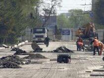 Строительные работы на улице Льва Толстого завершаются