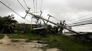 Ураган «Дельта» оставил без света около 400 тысяч жителей США