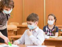 С6октября школьники  с 1 по 6 классы будут учиться в школе