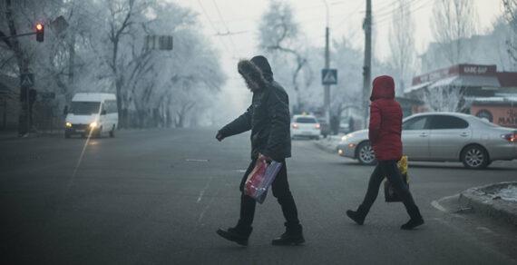 ВКараколе резко похолодало