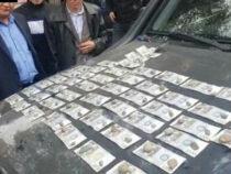 В Бишкеке при получении взятки задержан финполовец