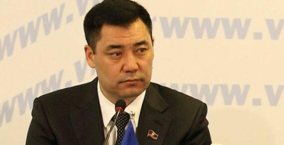 ЖК одобрил кандидатуру Садыра Жапарова на пост премьер-министра