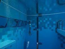 Восхождение ко дну: самый глубокий бассейн в мире открылся в Польше