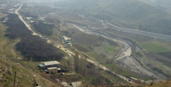 В Баткенской области 600 га земли отдали под строительство домов