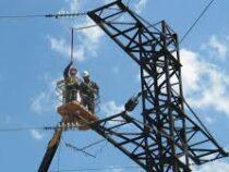 Кыргызстан начал получать электроэнергию из Казахстана