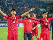 Отбор ЧМ-2022: Сборная Кыргызстана сыграет в Бишкеке в июне 2021 года