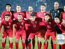 Сборная Кыргызстана по футболу потеряла одну позицию в рейтинге ФИФА