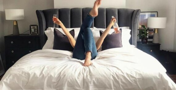 Работа мечты: в Британии ищут тестировщика кроватей в элитных отелях