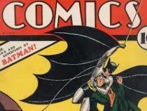 Первый комикс о Бэтмене продан в США на аукционе за 1,5 миллиона долларов