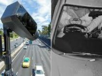 Камеры будут «ловить» водителей с телефоном за рулем в Нидерландах