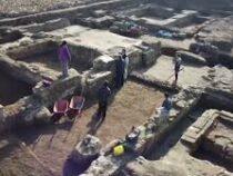 Археологи раскопали ставку легата римского легиона в Сербии