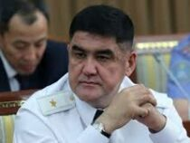 Экс-заместителя главы МВД Курсана Асанова отпустили под домашний арест