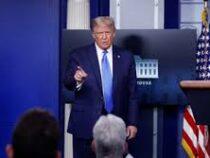 Дональд Трамп заявил что вопрос об итогах выборов может решиться в Верховном суде