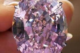 В Женеве продадут самый большой розовый алмаз, каждый карат которого стоит $1,5 млн