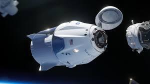 Пилотируемый космический корабль Crew Dragon успешно стартовал кМКС