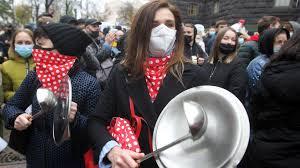 В украинском городе отменили выходные