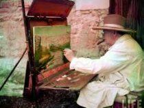 Картина  Черчилля продана  за миллион 300 тысяч долларов