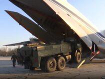 В Нагорный Карабах вылетели две тысячи российских миротворцев