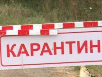 Карантинные ограничения в Ошской области продлены