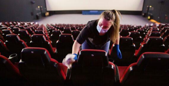 Кинотеатрам в Кыргызстане разрешат работать с 19 ноября
