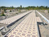 Завершение строительства парка «Балалык» в Бишкеке перенесено
