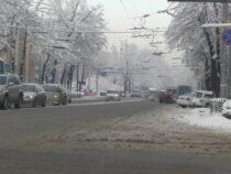 С 13 ноября в Бишкек придет настоящая зима