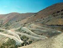 В Чаткальском районе перевал Кара-Буура закрыт до наступления весны