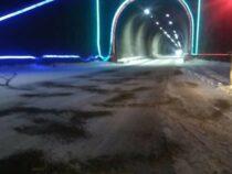 Проезд на горных участках дорог открыт