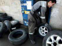 ГУОБДД призывает водителей поменять летнюю резину на зимнюю