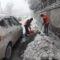 Бишкекские коммунальщики готовятся к непогоде