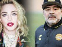 В США вместо Марадоны начали прощаться с Мадонной