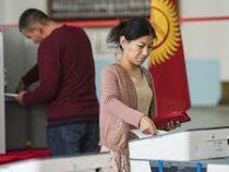 Досрочные президентские выборы обойдутся в 687 млн сомов