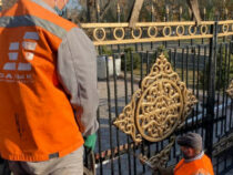 Забор вокруг Белого дома будет полностью убран в течение трех дней