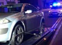 Британец остался без автомобиля спустя 30 секунд после его покупки