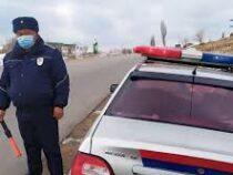 На Иссык-Куле усилен контроль на дорогах