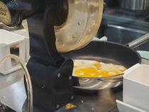 Роботы готовят жареный рис за 20 секунд