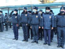 Милиция Иссык-Куля переходит к повышенной степени боевой готовности
