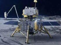 Китайский аппарат «Чанъэ-5» завершил сбор образцов лунного грунта
