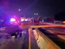 В Миннесоте машина врезалась в самолет