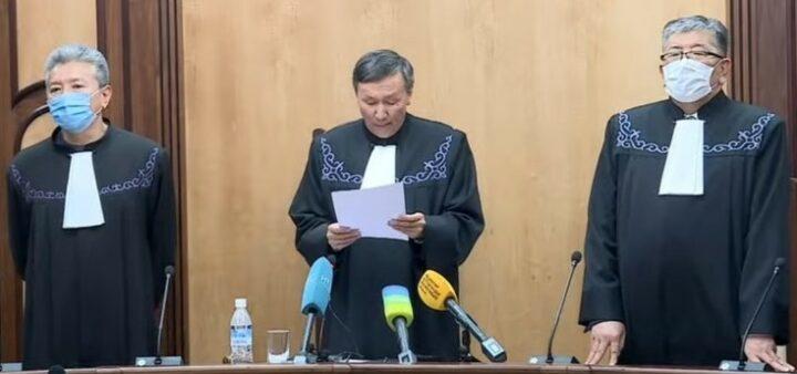 Перенос выборов в Жогорку Кенеш признали законным