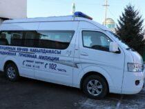 Передвижной пункт милиции появился в Ак-Суйском районе