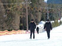 Зимний турсезон на Иссык-Куле. Порядок обеспечат около 400 милиционеров