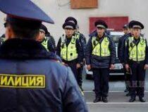 В Оше продолжается отбор сотрудников в Патрульную службу милиции