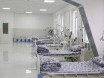Строительство инфекционной больницы в Оше близится к завершению