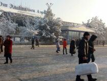 Аэропорт в Оше работает вштатном режиме