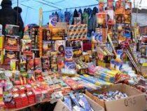 В Джалал-Абаде запретили продажу пиротехники